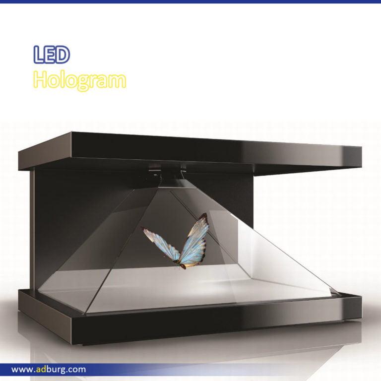 3D Hologram Display