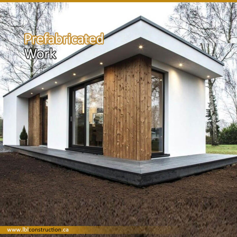Prefabricated Villa