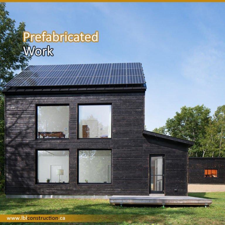 Prefabricated Villa Project
