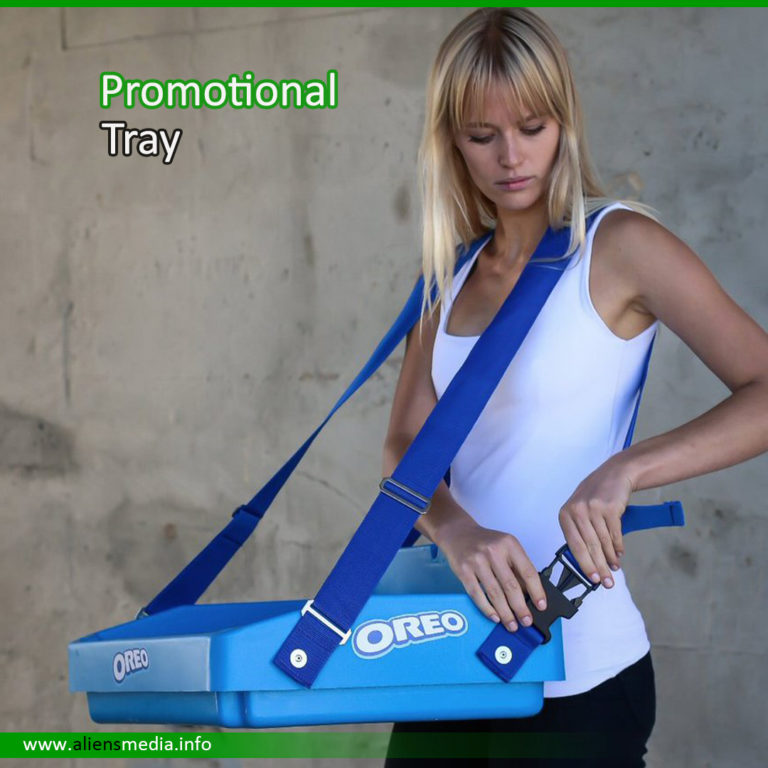 Promotional Tray