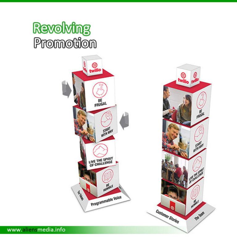 Revolving Tower