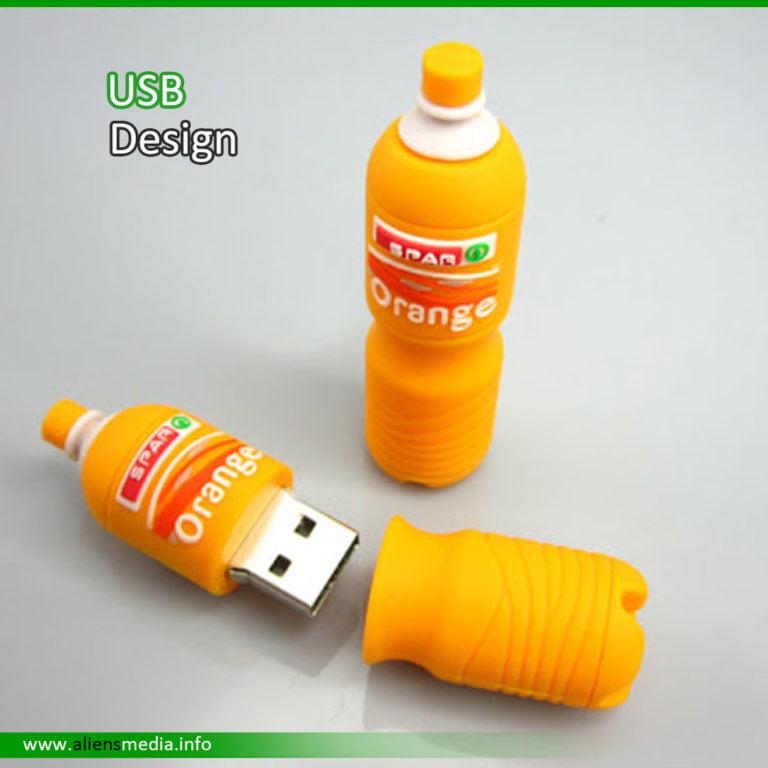 Silicon USB